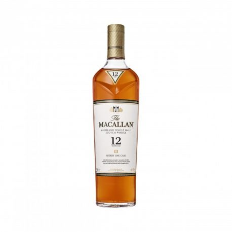 Macallan 12 Year Old Sherry Oak Limited Edition Gift Tin0