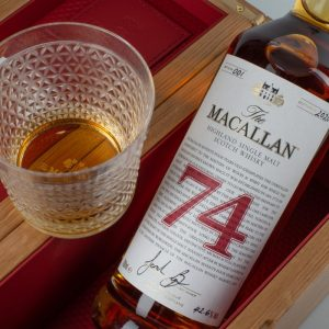 Macallan 74 Year Old Red Collection
